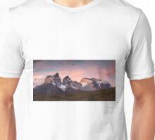 Sunset - Torres del Paine, Patagonia Unisex T-Shirt