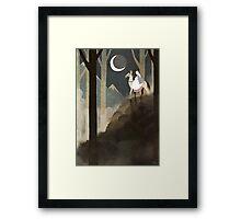 Wanderers Framed Print