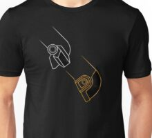 Daft Punk The Duo Unisex T-Shirt