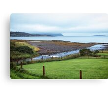 Skye Boat Song Canvas Print