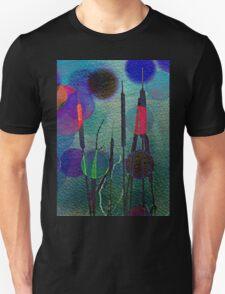 Cattails - Bubble & Pop Unisex T-Shirt