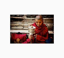 Tibetan Buddhist Nun Unisex T-Shirt