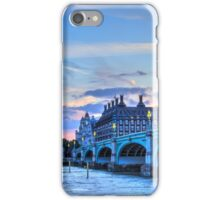 Sunset on the Thames iPhone Case/Skin