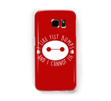 I like Fist Bumps and i cannot lie Samsung Galaxy Case/Skin