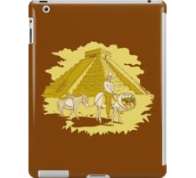 El Burrito Original (The Original Burrito) iPad Case/Skin