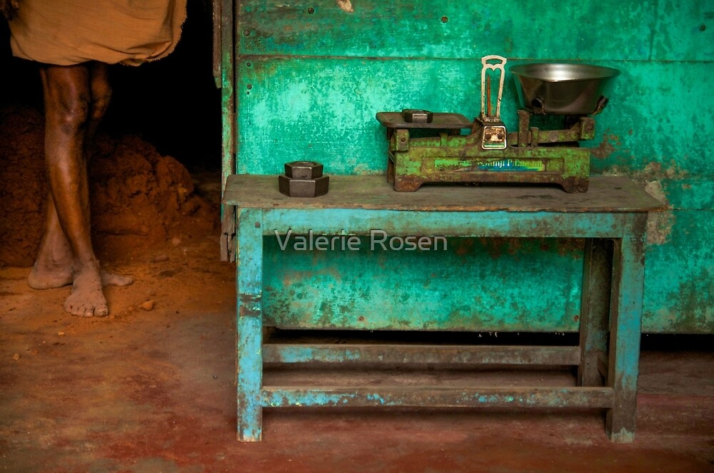 Weighing It Out by Valerie Rosen