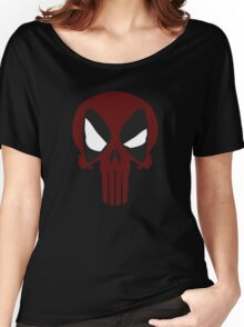 DEAD PUNISHER Women's Relaxed Fit T-Shirt