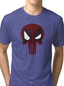 DEAD PUNISHER Tri-blend T-Shirt