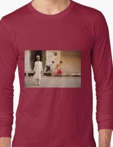 Man Boy Long Sleeve T-Shirt