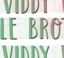 Viddy Well - A Clockwork Orange Sticker