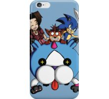 Video Games Unite! iPhone Case/Skin