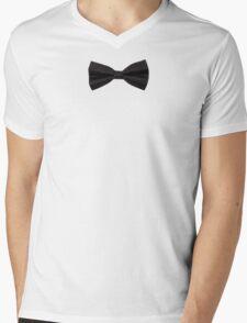 Bow-Tie  Mens V-Neck T-Shirt