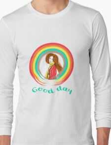 Good day Long Sleeve T-Shirt