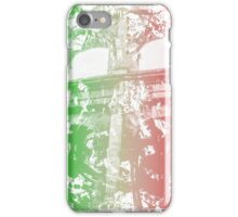 Colosseum - Italian Flag iPhone Case/Skin