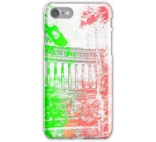 Rome - Altar of the Fatherland colorsplash iPhone Case/Skin