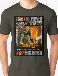fire walker 8 T-Shirt