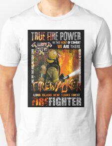 fire walker 8 Unisex T-Shirt