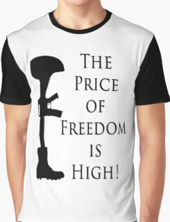 Price of Freedom Graphic T-Shirt