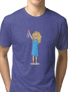 Princess Tri-blend T-Shirt