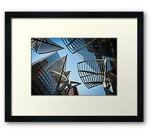 Invasion 4 Framed Print