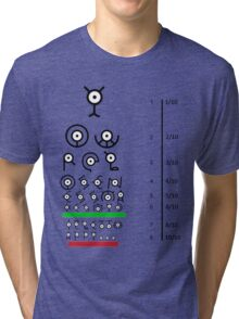 Your closeness makes my Diglett happy... Tri-blend T-Shirt