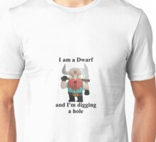 Sebastian the Dwarf Unisex T-Shirt
