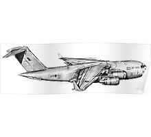 C-17A Globemaster III Poster