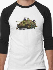 The Dogs of War: Jagdpanther Men's Baseball ¾ T-Shirt