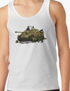 The Dogs of War: Jagdpanther Tank Top