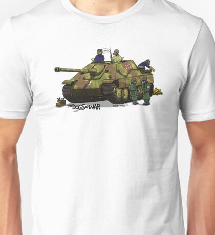 The Dogs of War: Jagdpanther Unisex T-Shirt