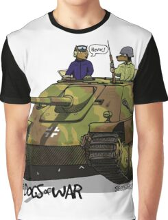 The Dogs of War: Jagdpanther Graphic T-Shirt