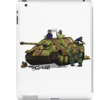The Dogs of War: Jagdpanther iPad Case/Skin