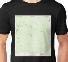 USGS TOPO Map Puerto Rico PR Cayo Icacos 362371 1952 30000 Unisex T-Shirt