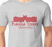 FSU Westcott Building (Cinderella's Castle Parody) Unisex T-Shirt