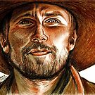 Matthias Schoenaerts as Gabriel OAK by jos2507
