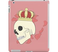Red Royalty iPad Case/Skin
