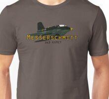 Messerschmitt 163 Komet Unisex T-Shirt
