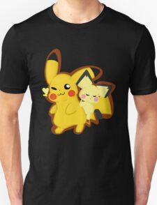 pikachu and pichu shirt T-Shirt