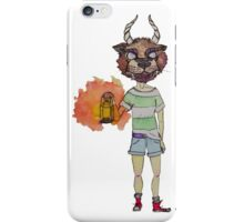MonsterGirl  iPhone Case/Skin