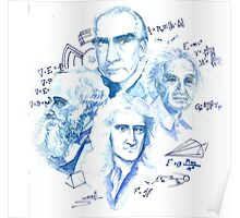 The Sciences - Physics Poster