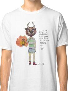 MonsterGirl  Classic T-Shirt