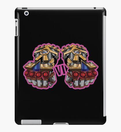 VI Gloves iPad Case/Skin