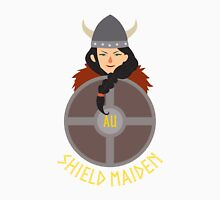Shield maiden customised Womens Fitted T-Shirt