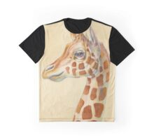 Giraffe #2 Graphic T-Shirt