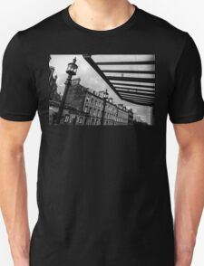 Outside view Unisex T-Shirt