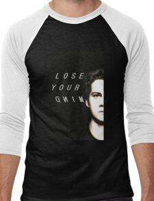 Lose Your Mind Men's Baseball ¾ T-Shirt