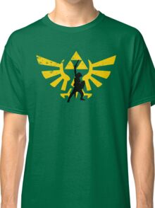 The power of three (Legend of Zelda) Classic T-Shirt