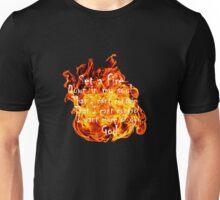 Set a Fire Unisex T-Shirt