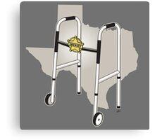 Texas Ranger Canvas Print