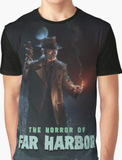 The Horror of Far Harbor Graphic T-Shirt